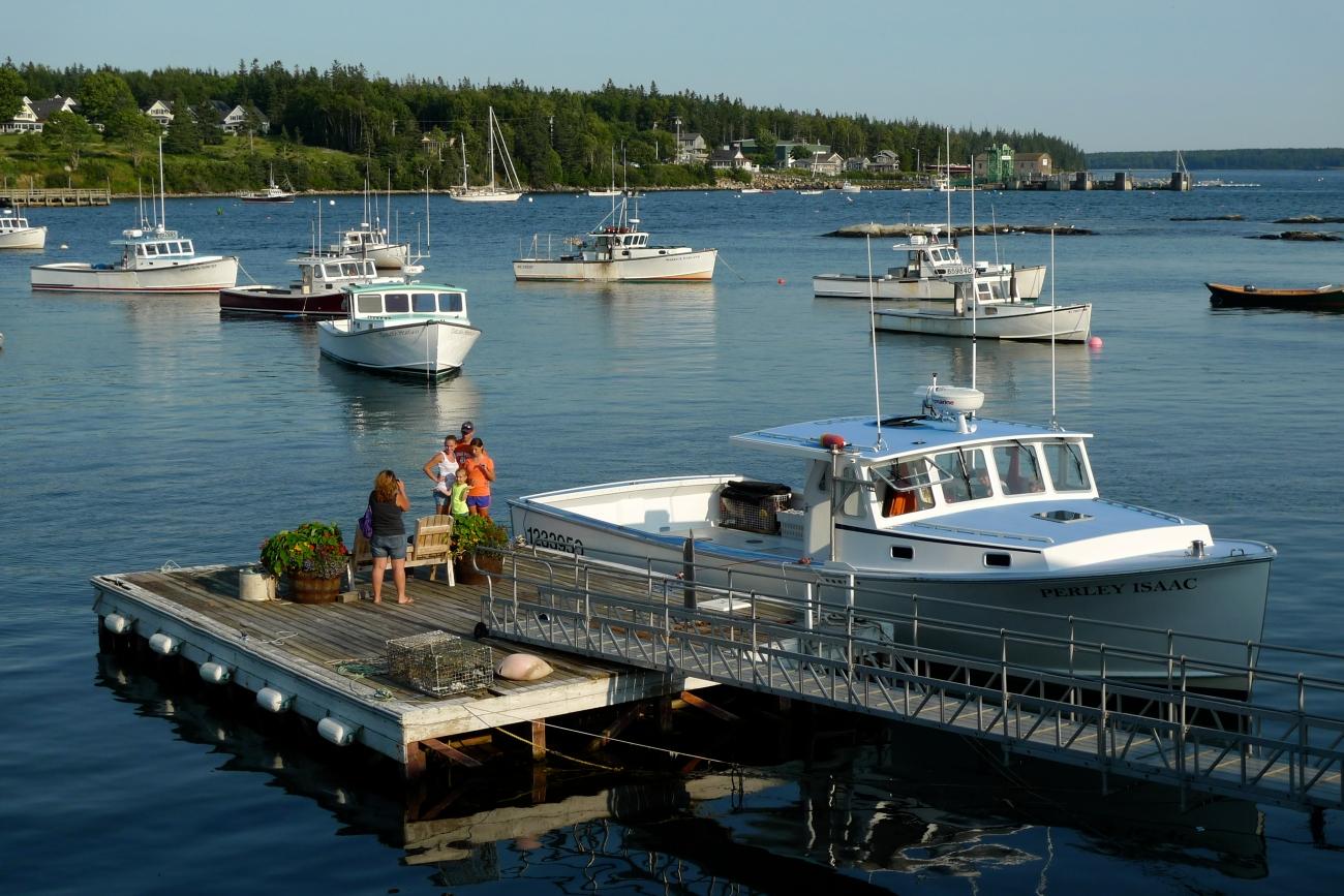 Acadia Bass Harbor