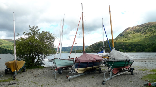 Shoreline Ullswater