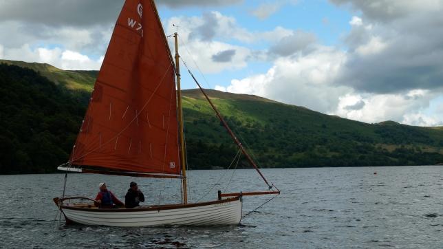 Sail power