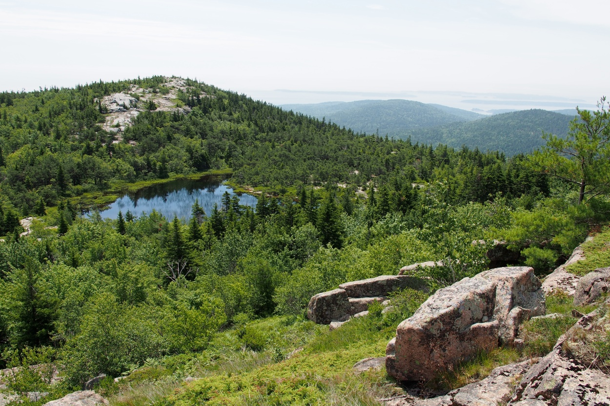 Acadia - Cadillac Mountain