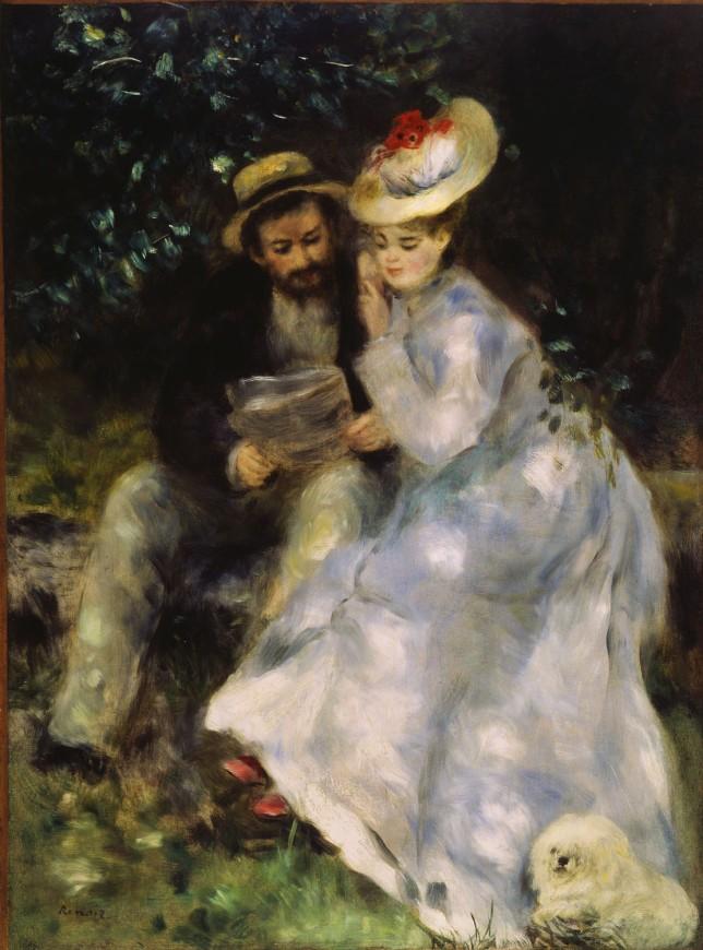 Renoir at Portland Art Museum