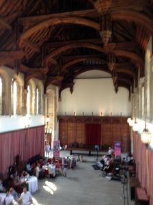 Eltham Palace's Great Hall