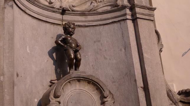 Mannequin Pis Brussels