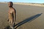 Sandy statue