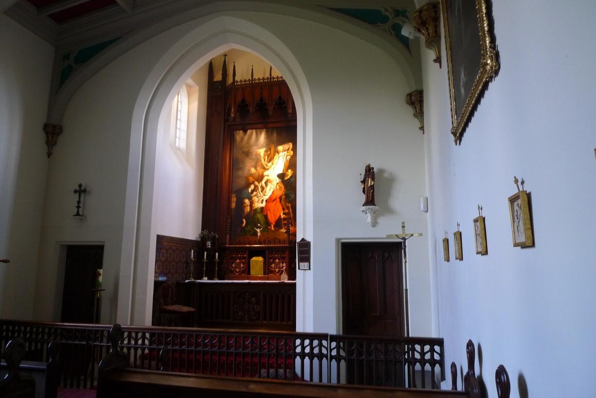 Cheeseburn chapel