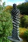 Art in the parterre garden