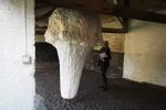 Mushroom shape by Heidi Dent Cheeseburn