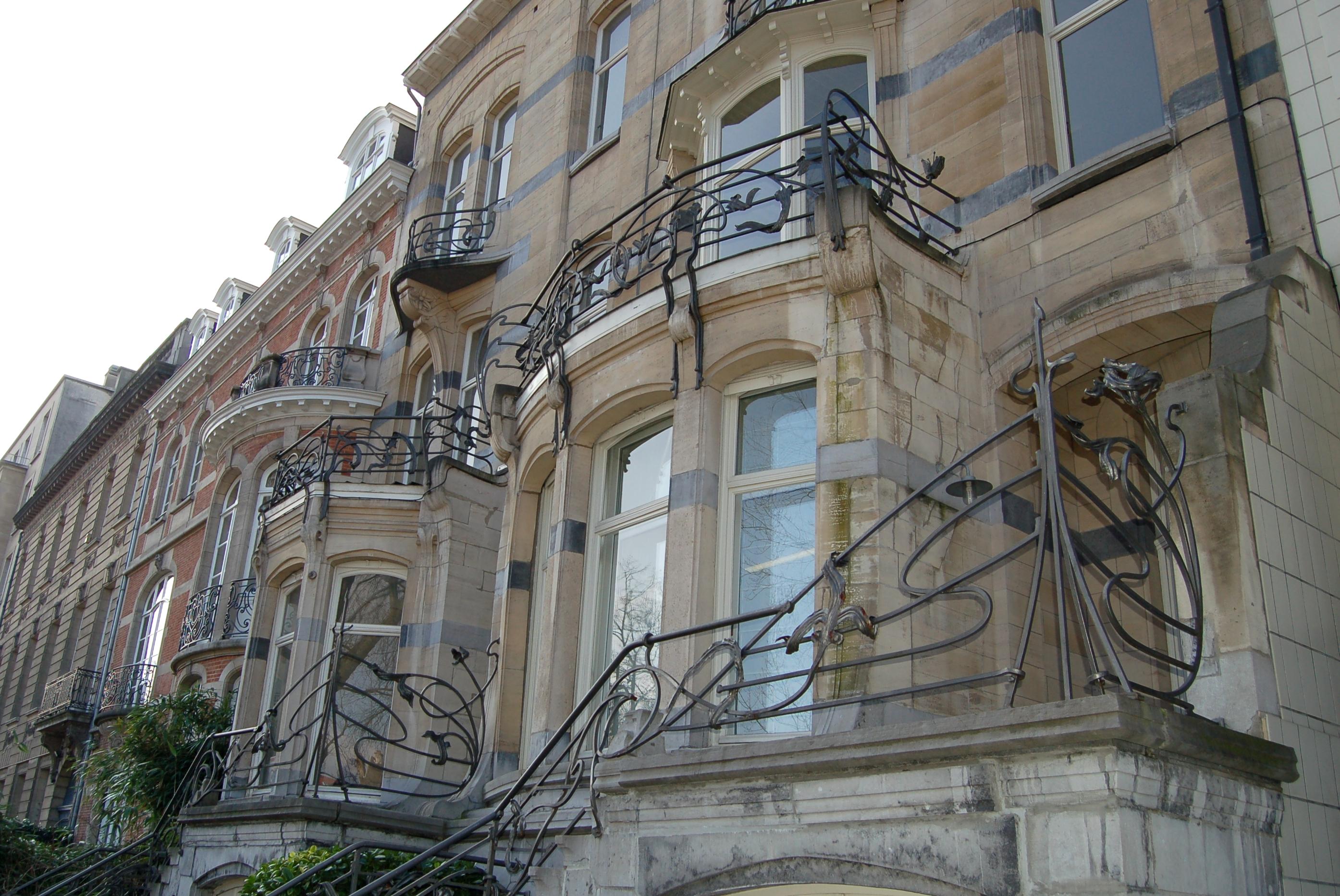 Brussels Art Nouveau Masterpieces Tammy Tour Guide