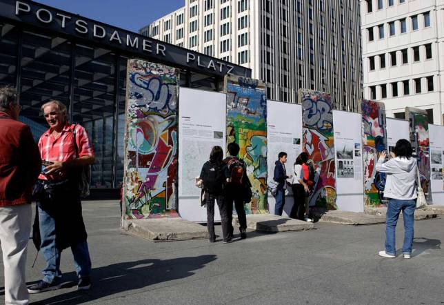 Berlin Wall c/o Visit Berlin