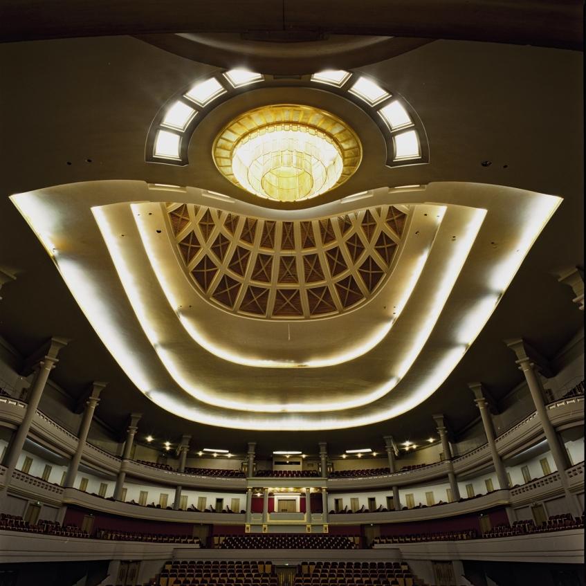 Brussles concert hall Bozar