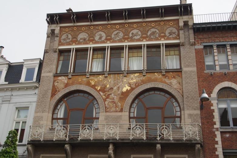 Ciamberlani House Brussels