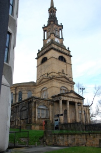 All Saints Church Newcastle