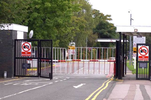 BBC Elstree site