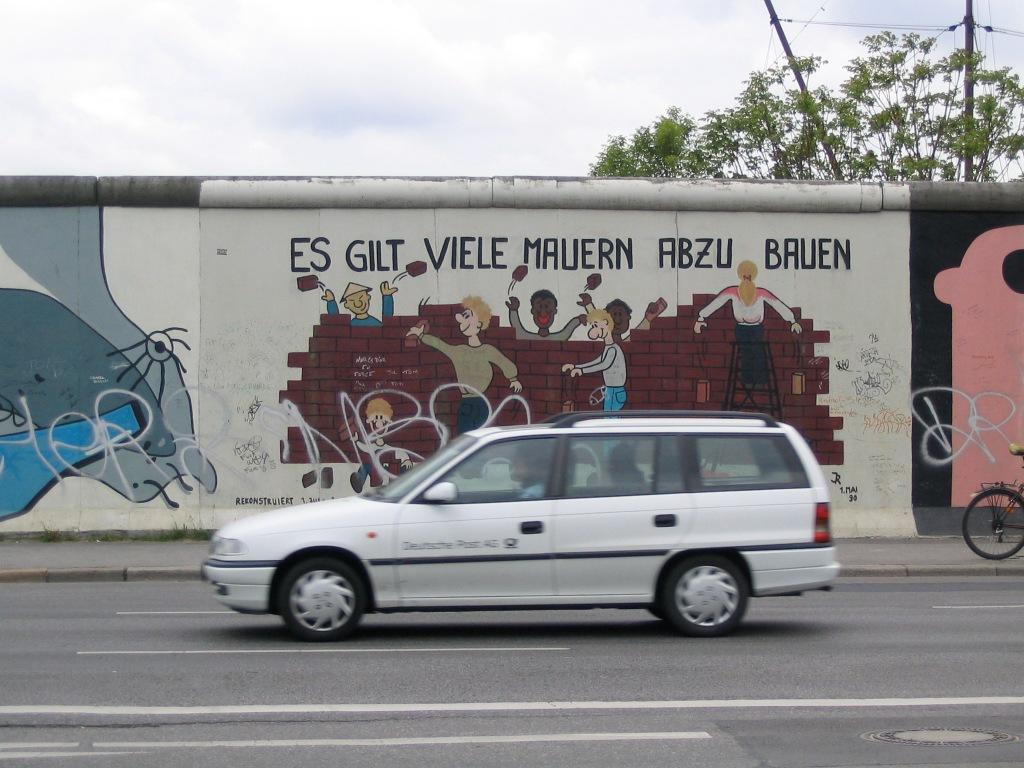 Berlin East Side Gallery