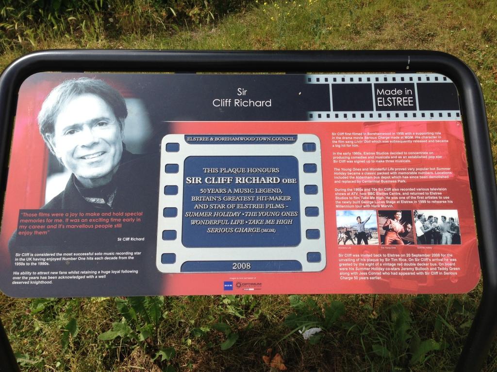 Elstree Studios Film Walk