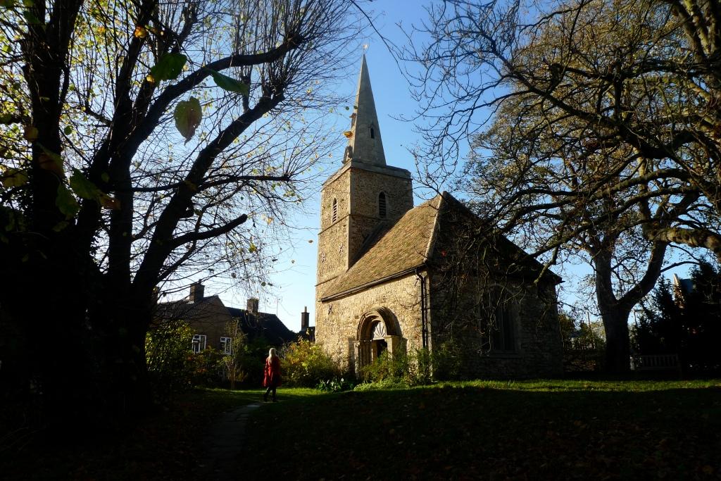 Kettle's Yard Church Cambridge