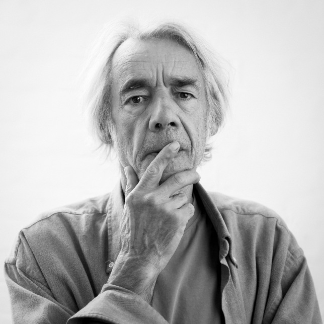 Roger Lloyd Pack by Jon Cartwright