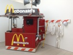 Nutsy's McDonalds by Tom Sachs