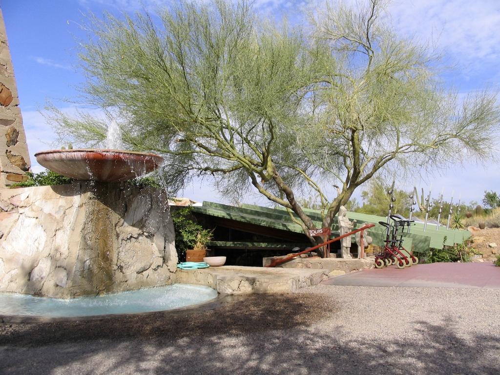 Taliesin West Arizona