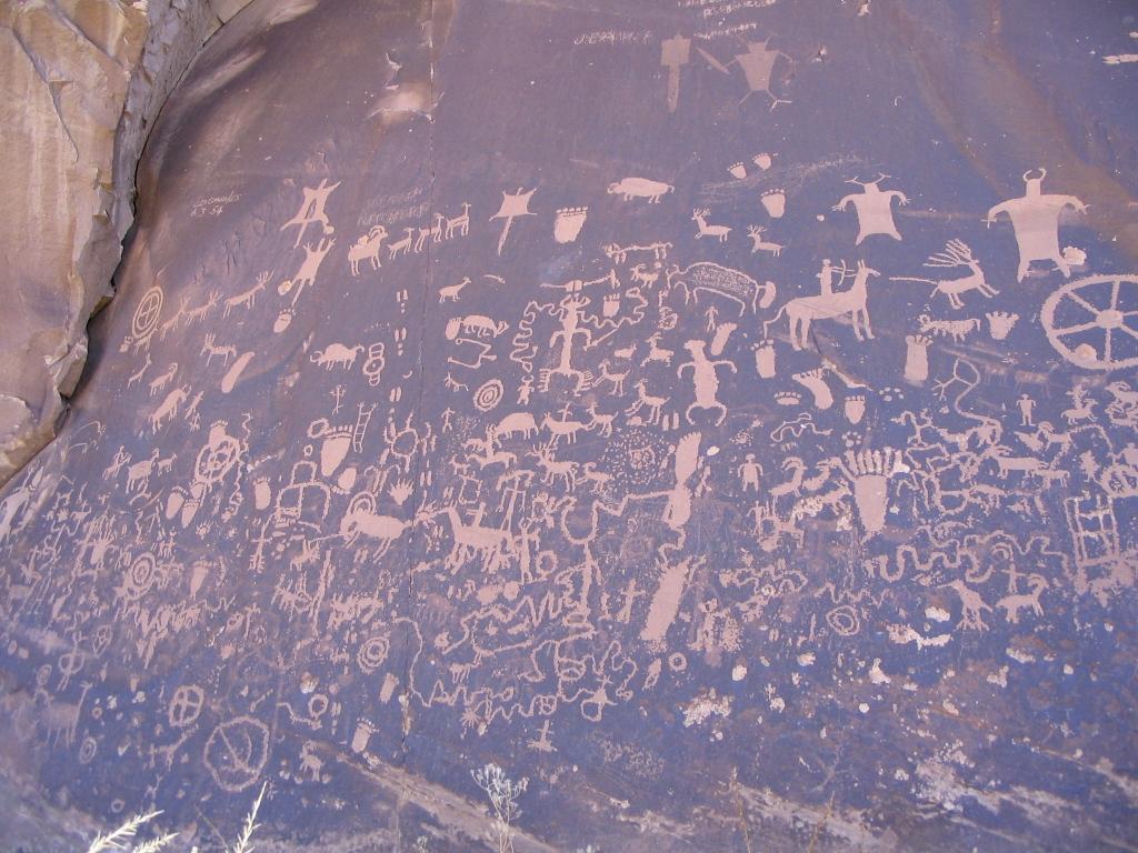 Petroglyph Arizona