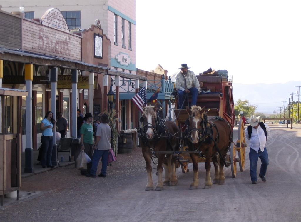 Wild west Arizona