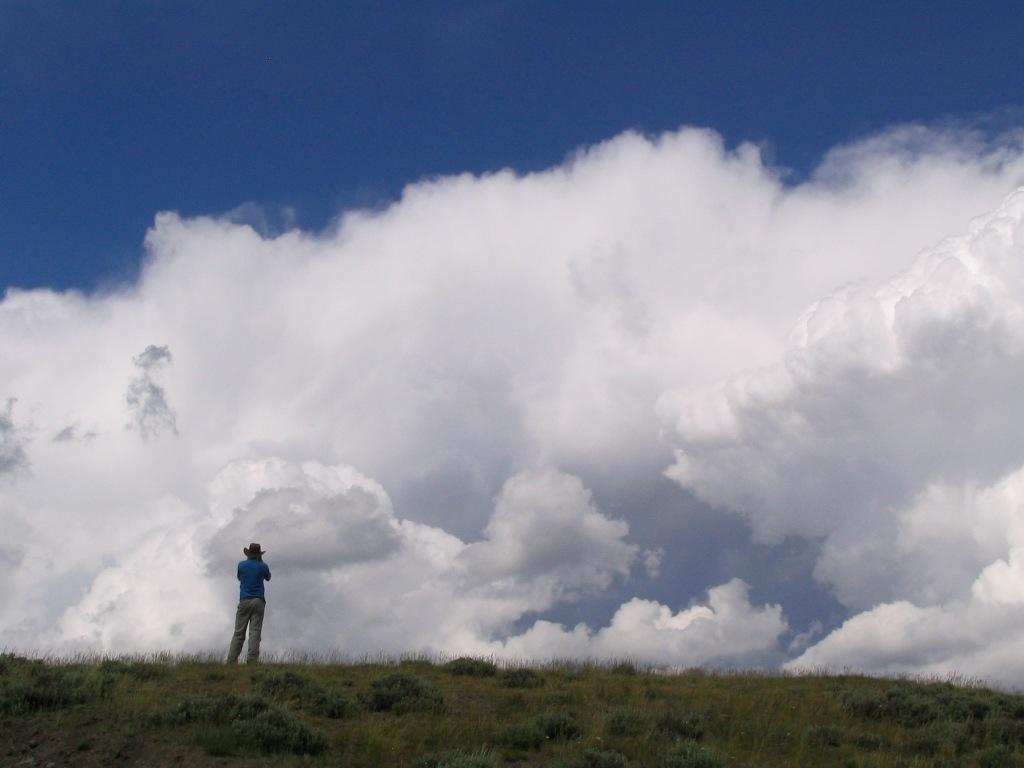 Big Skies - Wyoming