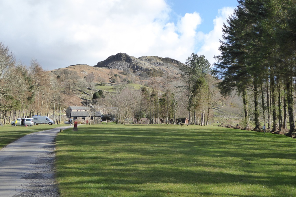 Boot camp site Eskdale
