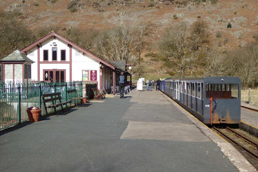 Ravenglass Eskdale Steam Railway