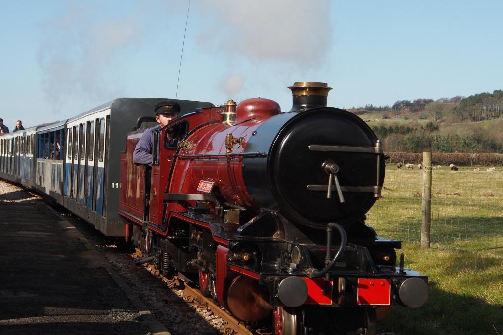 Eskdale Steam railway