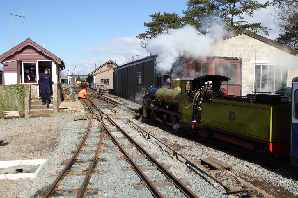 Ravenglass Steam Railway