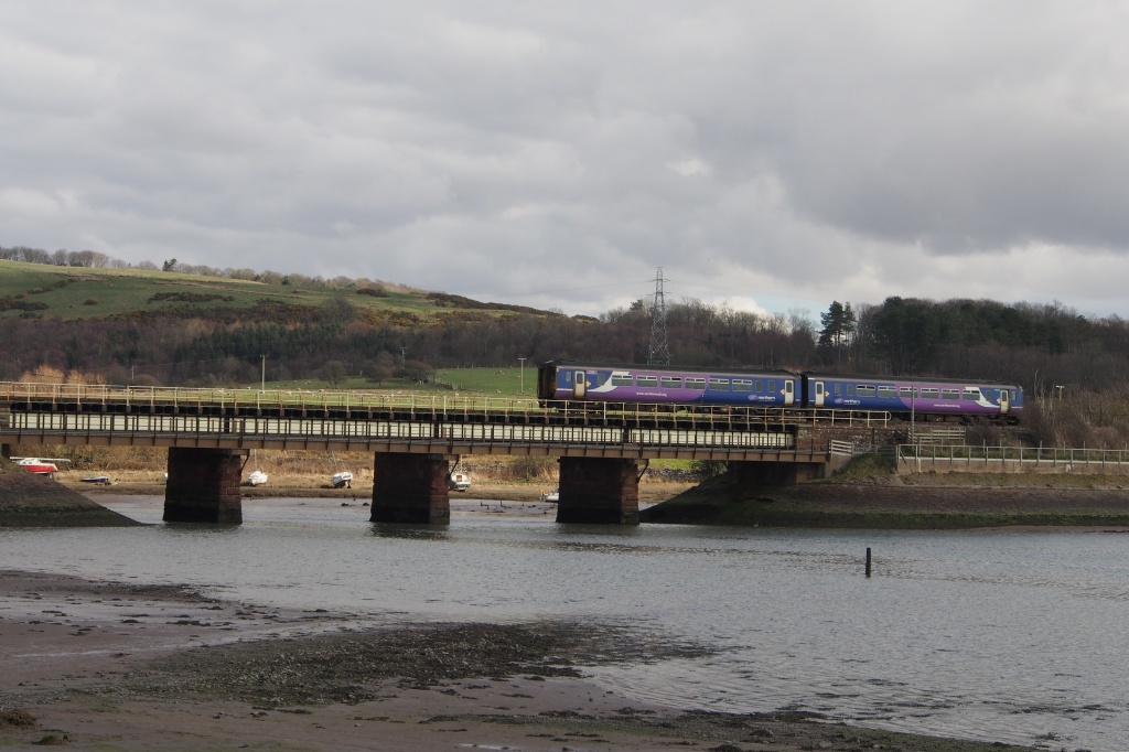 Ravenglass train