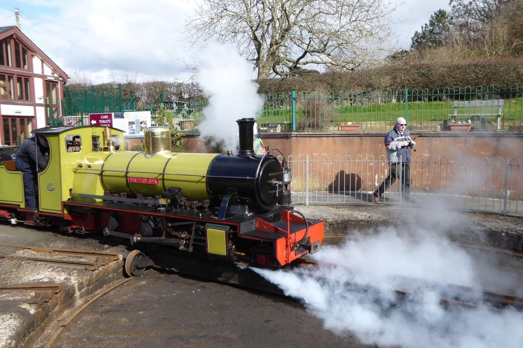 Ravenglass Steam Railway