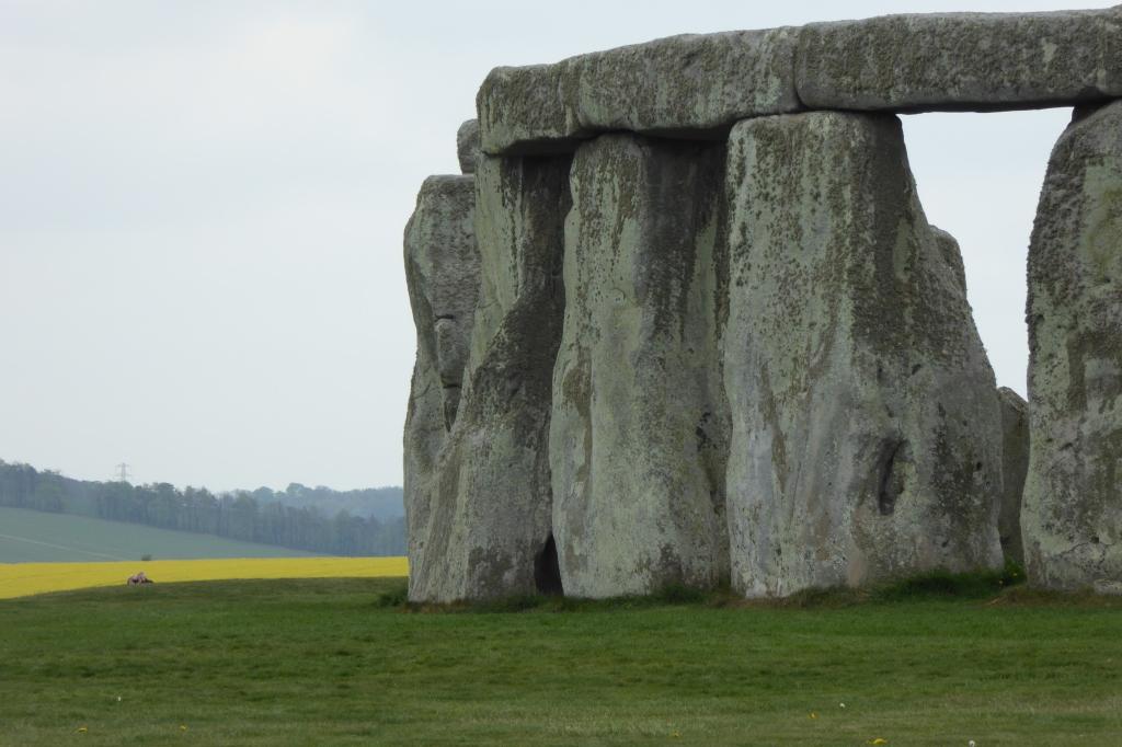 Stonehenge stones