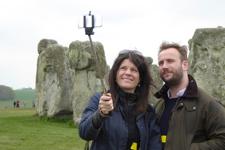 Stonehenge: Ancient stones and selfie sticks