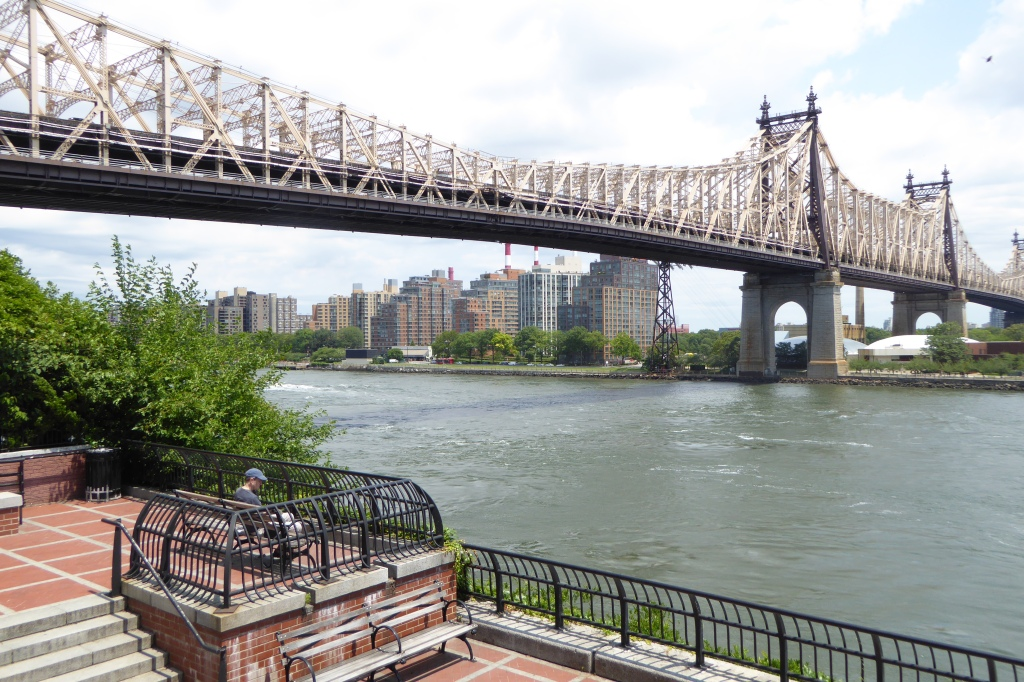 New York's Queensboro Bridge