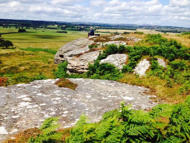 Shaftoe Crags walk