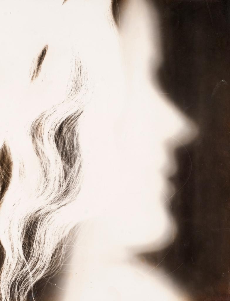 Barbara Hepworth Self-Photogram