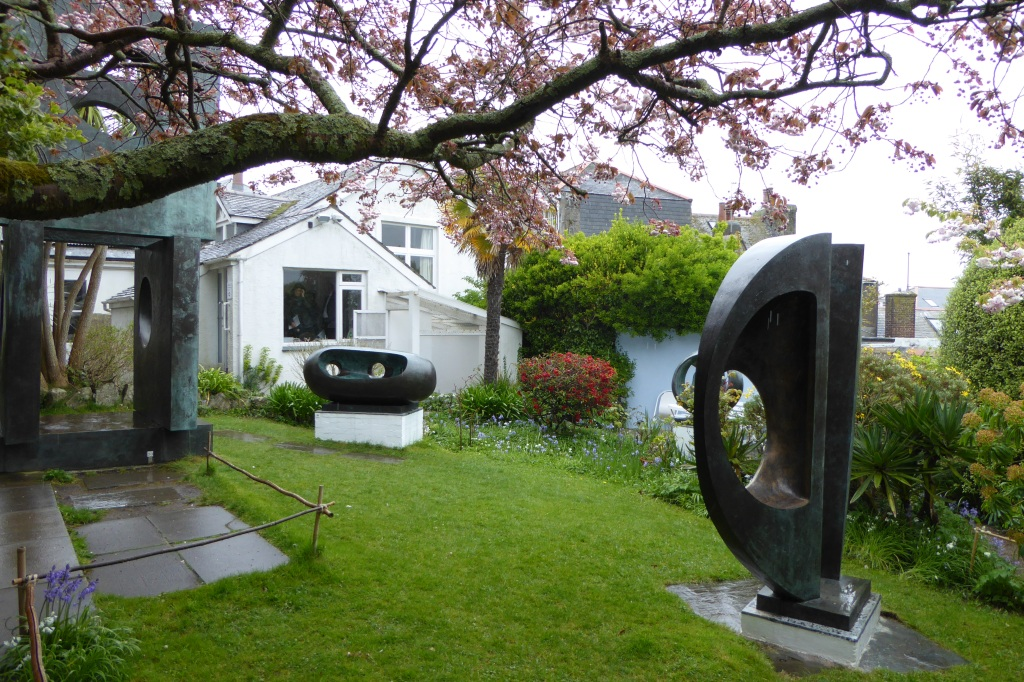 Barbara Hepworth House St Ives