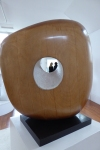 Barbara Hepworth figure