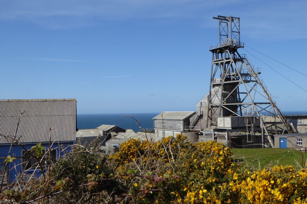 Geevor Mine Cornwall