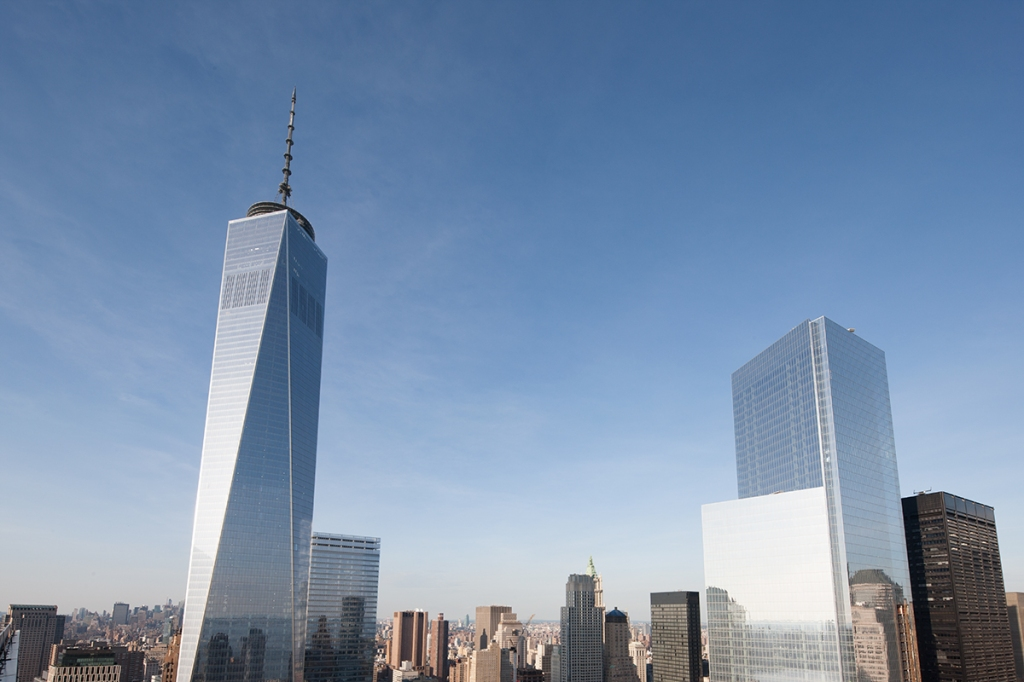 Number One World Trade Centre