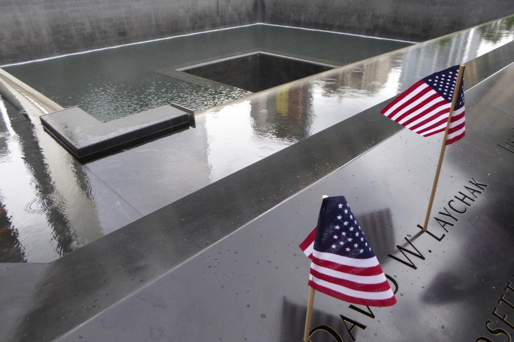 Nine Eleven Memorial New York