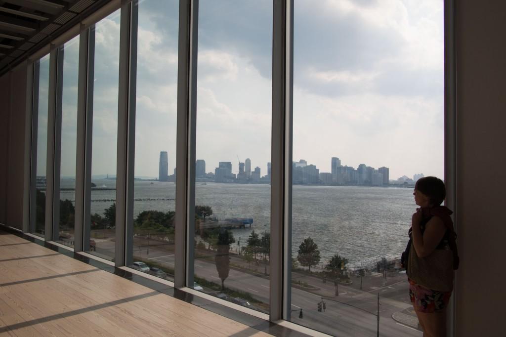 Renzo Piano's Whitney Museum