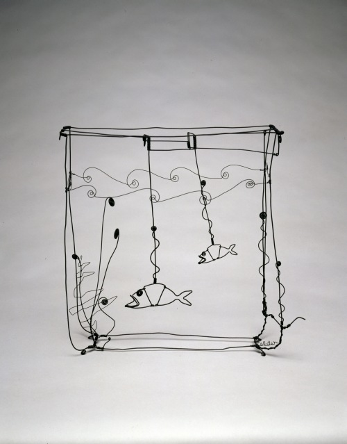 Goldfish Bowl by Alexander Calder c/o Calder Foundation, NY DACS