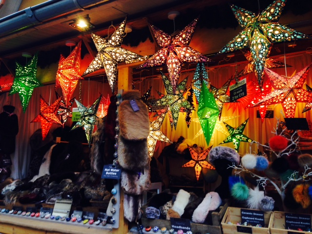 Christmas market fare