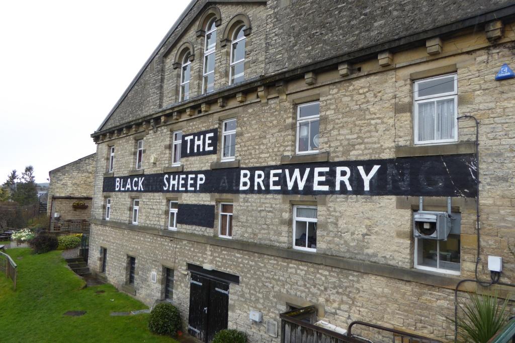Black Sheep Brewery in Masham