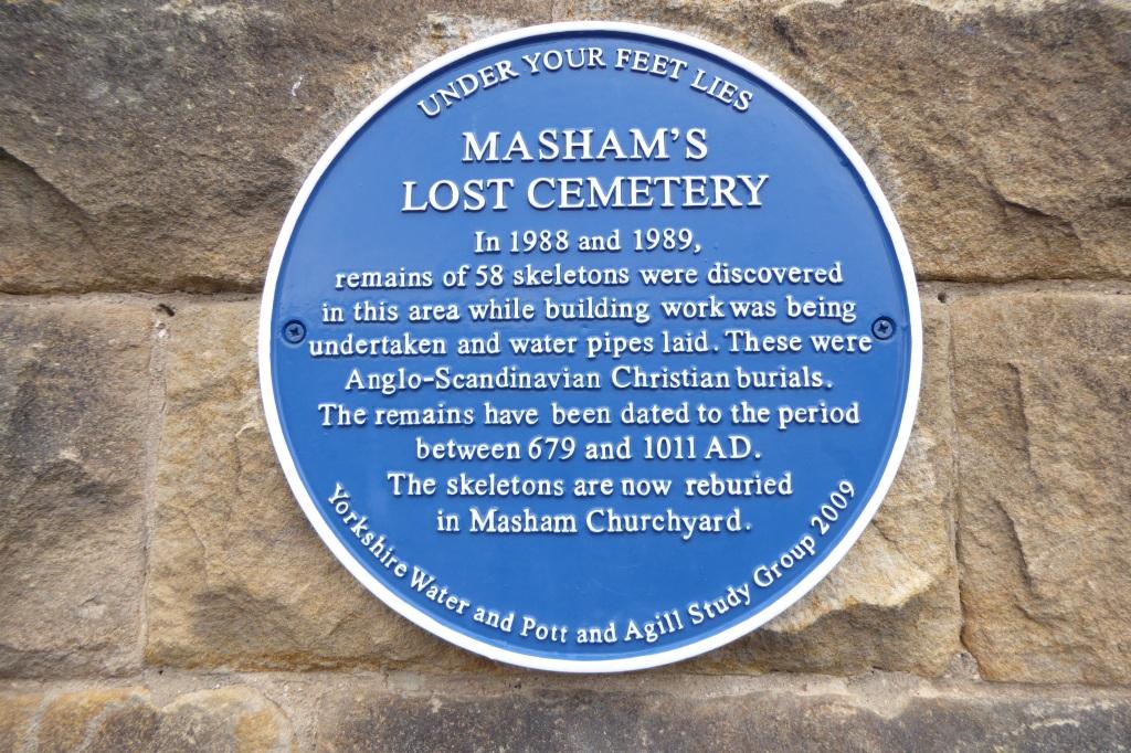 Masham lost cemetery