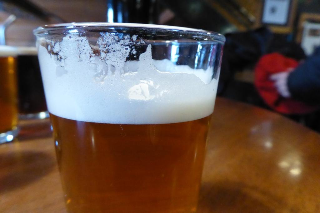 Beer Black Sheep Brewery Masham