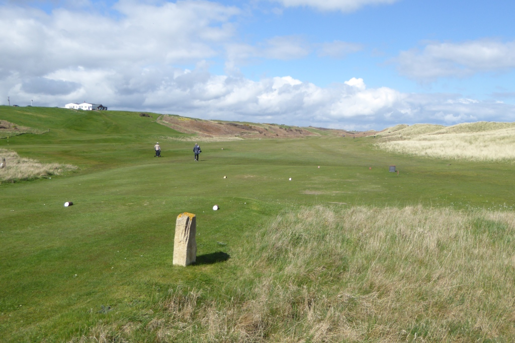 Warkworth golf course