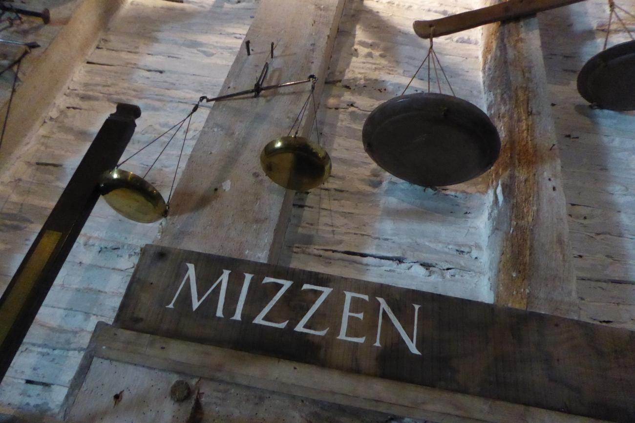 Mizzen Room at Snowshill